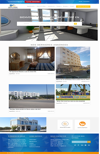 site-web-agence-maroc-immobiliere